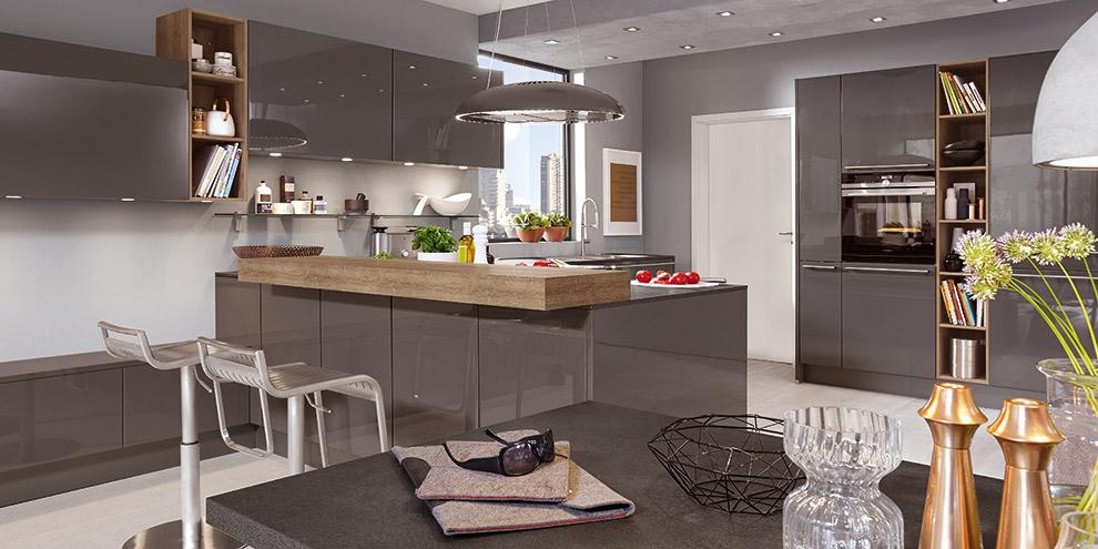 Möbel Bauer hochglanz möbel bauer küchenstudio einrichtungshaus gmbh in